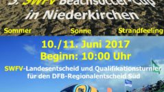 Beachsoccer-Cup Jugend 2017